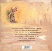 L'Etoile De Lea - 4ème de couverture - Format classique