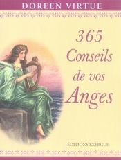 365 conseils de vos anges - Intérieur - Format classique
