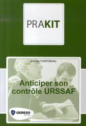Anticiper son contrôle urssaf - Intérieur - Format classique