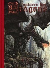 L'univers des dragons t.1 ; premiers feux - Intérieur - Format classique