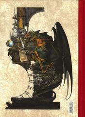 L'univers des dragons t.1 ; premiers feux - 4ème de couverture - Format classique