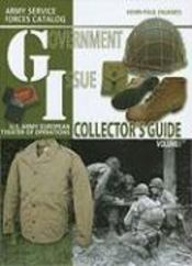 Government issue, collector's guide  - Henri-Paul Enjames