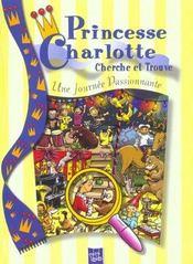 Journee Passionnante Princesse Charlotte - Intérieur - Format classique