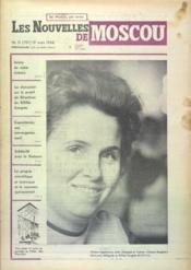 Nouvelles De Moscou (Les) N°12 du 19/03/1966 - Couverture - Format classique