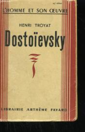 Dostoïevsky. - Couverture - Format classique