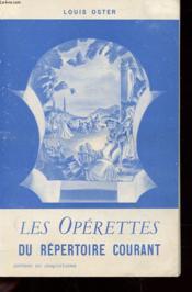 Les Operettes Du Repertoires Courant - Couverture - Format classique