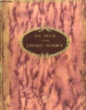 L'Homme Invisible - Couverture - Format classique