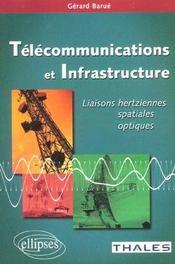 Telecommunications Et Infrastructure Liaisons Hertziennes Spatiales Optiques - Intérieur - Format classique