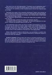 Ange Gardien (L') + Cartes A Decouper - 4ème de couverture - Format classique