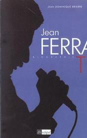 Jean ferrat - Intérieur - Format classique
