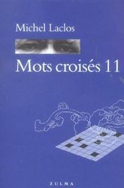 Mots croisés t.11 - Intérieur - Format classique