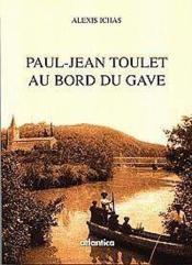 Paul-jean toulet au bord du gave - Couverture - Format classique