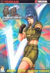King Of Fighters T.6 - Couverture - Format classique