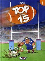Top 15 t.1 - Intérieur - Format classique