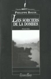 Les sorciers de la Dombes - Couverture - Format classique