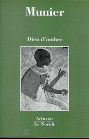 Dieu D'Ombre - Couverture - Format classique