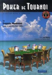 Poker de tournoi - Couverture - Format classique