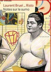 Notes sur le sumo - Couverture - Format classique