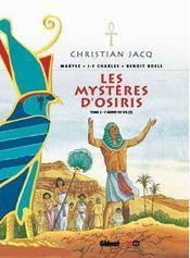 Les mystères d'Osiris t.2 ; l'arbre de vie t.2 - Intérieur - Format classique