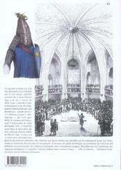 Chateaux royaux, xiii siecle - 4ème de couverture - Format classique