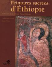Peintures sacrées d'Ethiopie ; collection de la Mission Dakar-Djibouti - Couverture - Format classique
