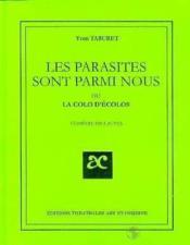 Les parasites sont parmi nous - Couverture - Format classique