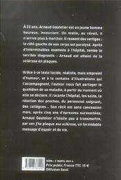 J'Te Plaque Ma Sclerose. - 4ème de couverture - Format classique