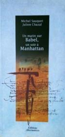 Un Matin Sur Babel - Couverture - Format classique