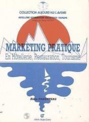 Marketing pratique tourisme europe - Couverture - Format classique