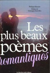 Plus Beaux Poemes Romantiques - Intérieur - Format classique