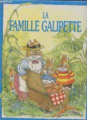 La famille galipette - Couverture - Format classique