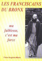 Les franciscains du bronx - Intérieur - Format classique