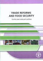 Trade reforms food security country case studies synthesis - Couverture - Format classique
