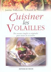 Cuisiner Les Volailles - Intérieur - Format classique