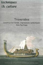 Revue Techniques Et Cultures N.35/36 ; Traversées - Couverture - Format classique