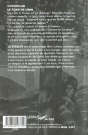 Le Fond De L Rmi - 4ème de couverture - Format classique