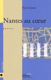Nantes au coeur - Couverture - Format classique