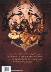 Les Legions De Fer T.1 ; Urkhan Le Prince Eneide - 4ème de couverture - Format classique