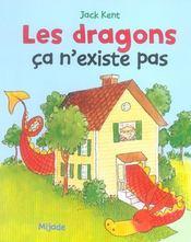 Dragons Ca N Existe Pas - Ned - Intérieur - Format classique