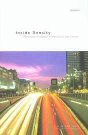 Inside Density Francais/Anglais - Intérieur - Format classique