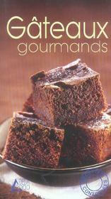Gateaux gourmands - Intérieur - Format classique