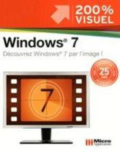 Vente livre :  Windows seven ; découvrez windows 7 par l'image !  - Ploton-F - Frederic Ploton