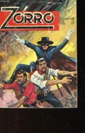Zorro N°66 - Couverture - Format classique