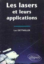 Les Lasers Et Leurs Applications - Intérieur - Format classique