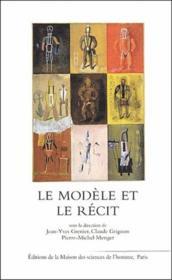 Le modèle et le récit - Couverture - Format classique