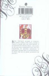 Ludwig revolution t.1 - 4ème de couverture - Format classique