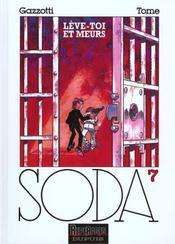 Soda t.7 ; lève toi et meurs - Intérieur - Format classique