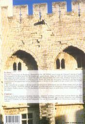Avignon et les papes francais - 4ème de couverture - Format classique
