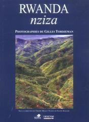 Rwanda nziza - Intérieur - Format classique