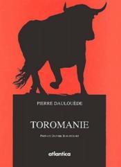 Toromanie - Couverture - Format classique